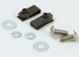 Hardware Kit (Includes 2 Screws, 2 Washers, 2 Lock Washers, 2 Speed Clip Nuts)