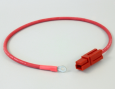 WIRE ASSY  CABLE  4GA  RED