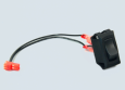 FORWARD REVERSE ROCKER SWITCH