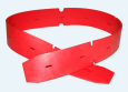 """RED FRONT SQUEEGEE (650mm) 26"""""""