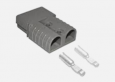 CONNECTOR, 120A GRAY W/6GA CONTACTS