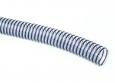 "Vacuum Hose, 1.50"" Diameter, Clear, 25 ft., (Bulk), PVC, Wire Reinforced"