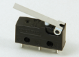 Brake Micro-switch (Lever Activated), 3 Terminal, 5 Amp, 125 / 250 Volt